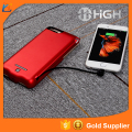 Newset rechargeable Portable battery case power bank ul listed power bank