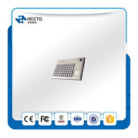 Cheap laptop external POS Programmable keyboard With free SDK---KB60