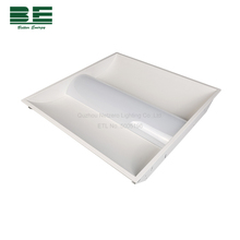 Cold-rolled steel housing 5000K led ceiling troffer light with PC optics