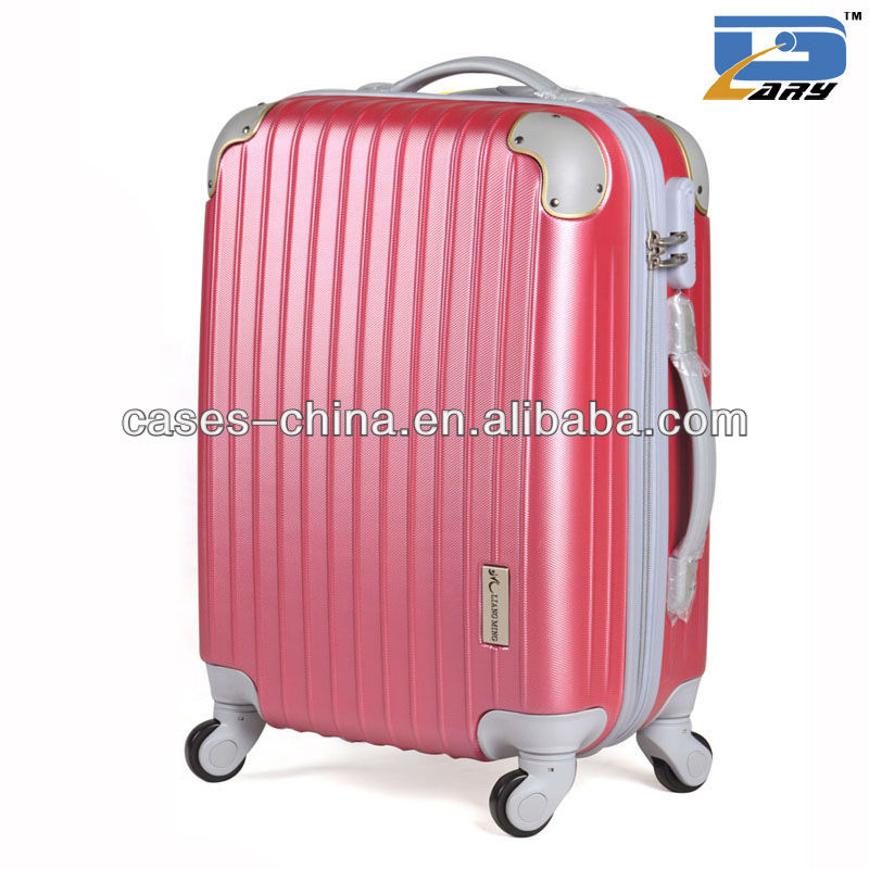 Cheap ABS+PC Luggage trolley case/bag