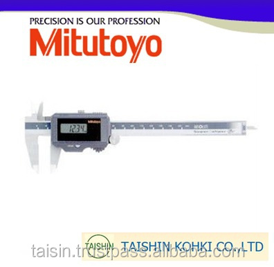 high quality mitutoyo digital thickness gauge for industrial use , other brand also available