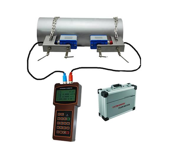 Medidor De Vazão Ultrassônico/ultrasonic Medidor De Fluxo De Ar Com Baixo  Preço Usado Para O Petróleo Bruto - Buy Cheap Ultrasonic Flow