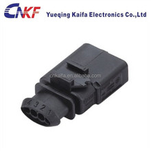 VW 1.5 Series 4 pin Waterproof Electrical Auto Connector Plug 1K0973804