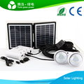 Solar energy kits for home,camping,reading,garden with 2pcs LED bulbs eco-friendly Photovoltaic Multipurpose Phone Charger light