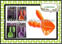 Plastic Halloween gift pumpkin carving kits hallowmas decoration LX-880004