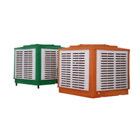 Hot sale cold room box shape industrial water air cooler Evaporative air cooler for workshop/factory