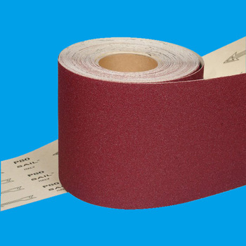 115mm x 50m  abrasive paper roll