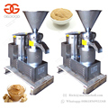 Factory Cheap Price Groundnut Chickpea Nut Almond Shea Peanut Butter Tahini Grinder Making Machinery Sesame Paste Machine