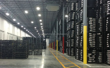 China High Quality Storage Equipment ODM OEM Tire Stacking Rack For Logistics Center