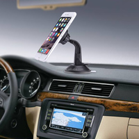 Amazon Supplier 2016 new products Strong suction magnetic cell phone holder for car