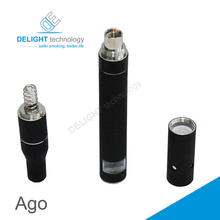 2014 dry herb wholesale best quality china ago g5 dry herb vapor atomizer AGO e cig ago cig