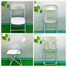 Outdoor cheap resin folding chair Exporting USA chair concert dining chair (HQ-B53)