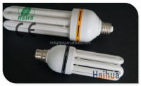 U shape energy saving bulbs CFL 4U energy saving lamps energy saver
