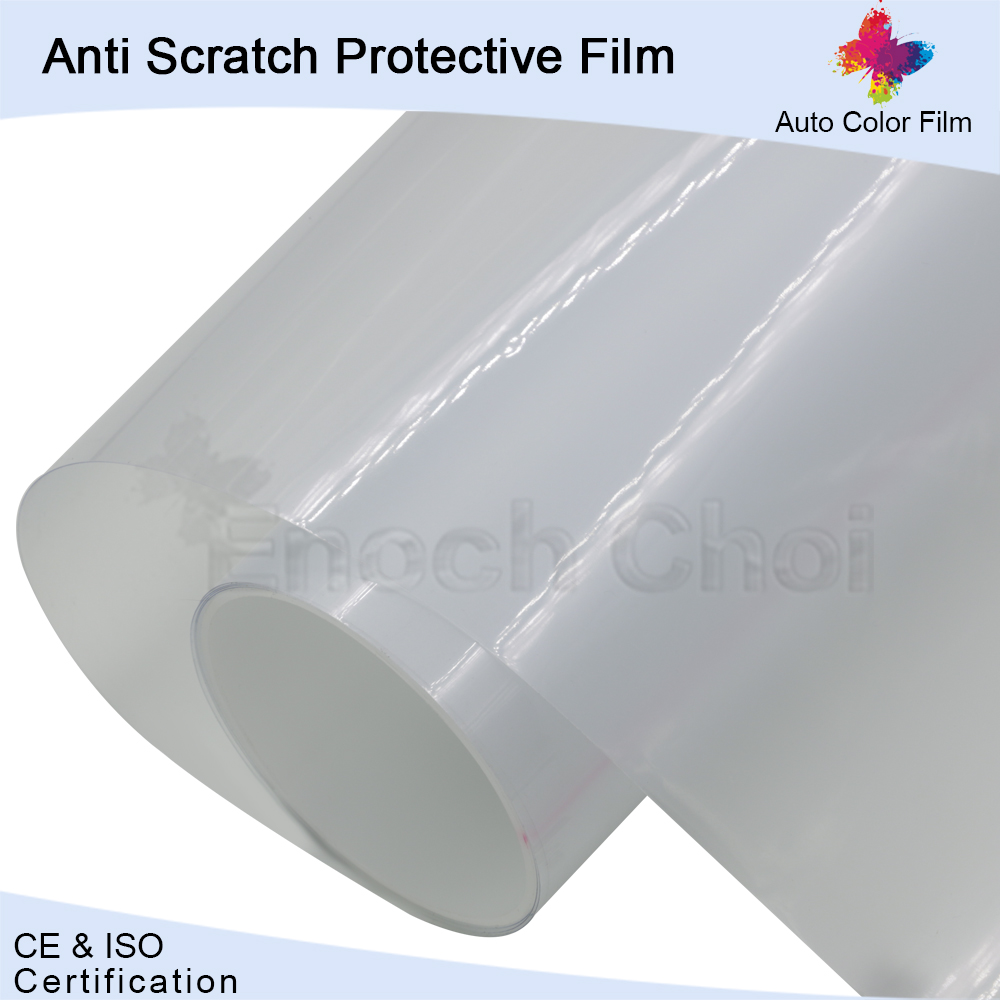 Transparence scratch Protective film for car Wrap FREE SAMPLE