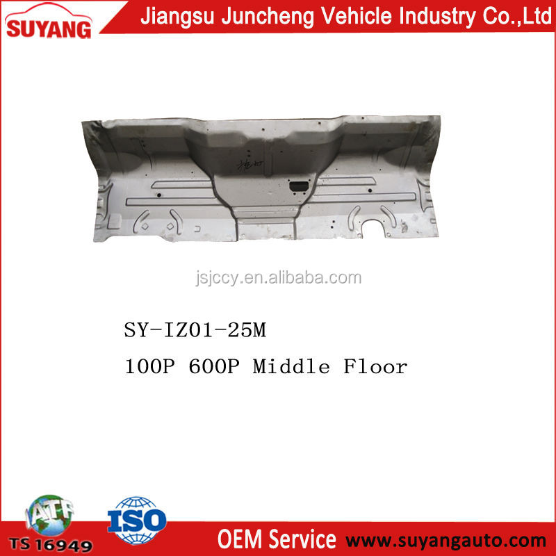 For ISUZU 100P 600P NPR NKR Truck Floor,Middle Parts