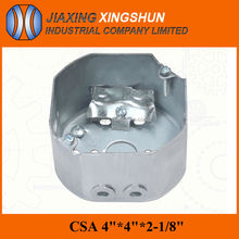 Hot Selling Galvanized Steel Electric Metal Explosionproof Junction Boxes
