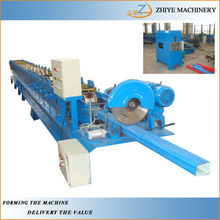 Used Metal Water Downspout Gutter Roll Forming Machine For Sale