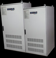 DEFENDER PRO 33100 MODEL LOW FREQUENCY 3 PHASE 100 KVA ONLINE UPS WITH ISOLATION TRANSFORMER