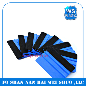 super quality vinyl flat squeegee
