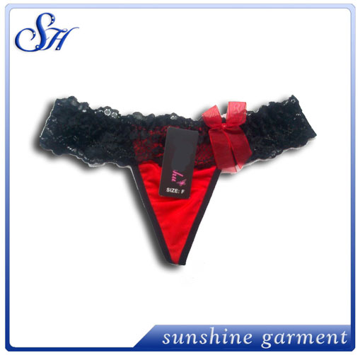 hot selling high quality wholesale kids g string