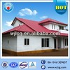 Mobile prefabricated luxury villa prefab villa