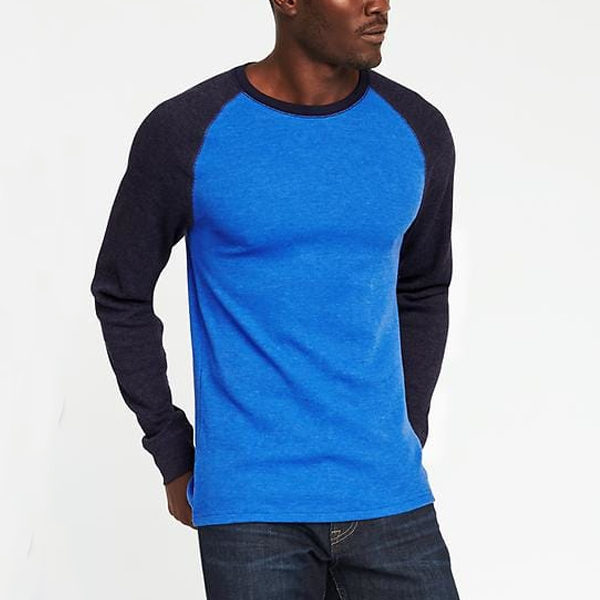Long Sleeve T Shirt Baseball Jersey For Men's With Many Colors T-shirts Plain
