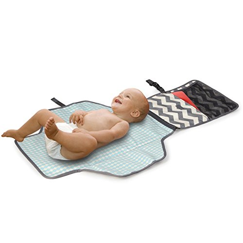 Waterproof Diaper Changing Mat Portable Baby Changing Pad