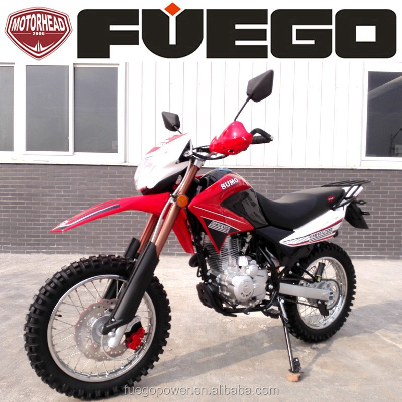 China Cheap NXR Bros Mix Cross Bike 150CC 200CC 250CC Five Speed Manual Transimission SOCH Air Cool Offroad Motorcycle