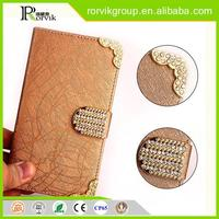 High quality leather phone case card holder for Samsung Galaxy Grand DUOS I9082