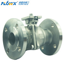 best selling products 2014 Flanged ball valve used in petroleum, chemical industry, water treatment, metallurgy, electric power
