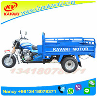 Hot sale Exporting 250CC petrol engine five wheel motor tricycle for promotion/ motorized tricycles for adults