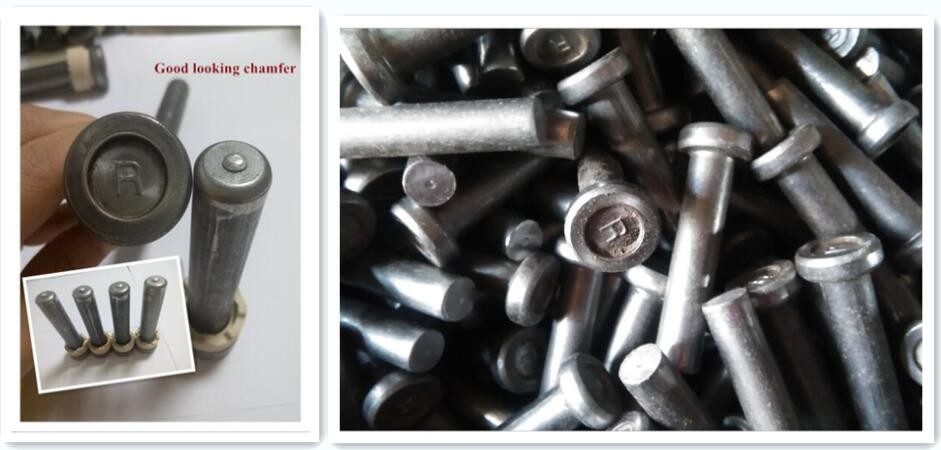 "JIS B1198 arc welding stud 3/4"" * 4-3/16"" M19*106 shear connector for steel structural building"