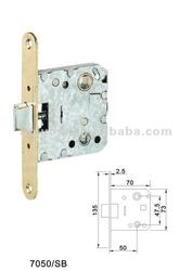 door lock body electric 7050/SB