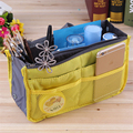 Multi-Purpose Storage Bag Travel Toiletry Bag Double Zipper Casual Portable Cosmetic Bag
