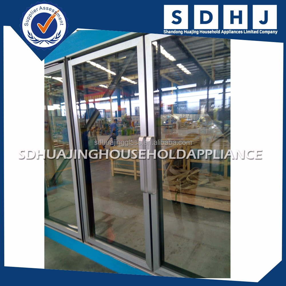 Customize glass door and frame for refrigerator/cabinet/cold room