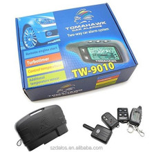 TW9010 Tomahawk Two Way Manual smart car alarm system