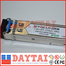 1.25G Cisco SFP Modules 20KM 1000base-lx SFP 1310nm