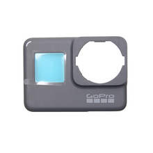 GoPro Repair Parts Faceplate Front Board Cover Frame Front Panel len cover for GoPro Hero 6 5 Black Camera