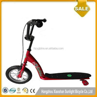 2015 The Best Bicycle Zhejiang Factory Wholesale Cheap Child Kick Scooter