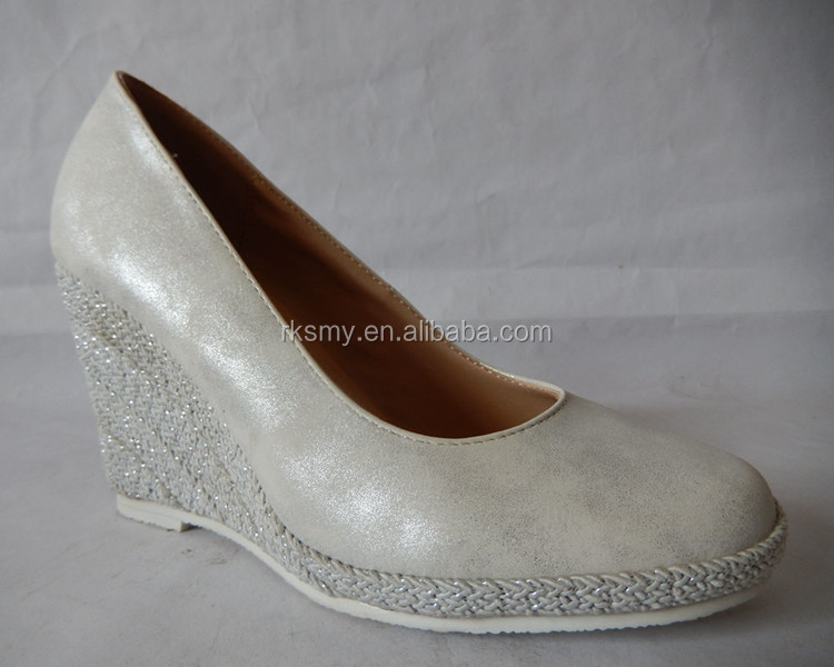 latest women platform high heel shoes