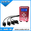 Uvata high intensity LED spot-curing system with fan cooling system