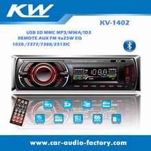 KW1403 fix panel car cassette player