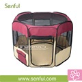 Foldable Pet Playpen Mesh Doggie Playpen play pen