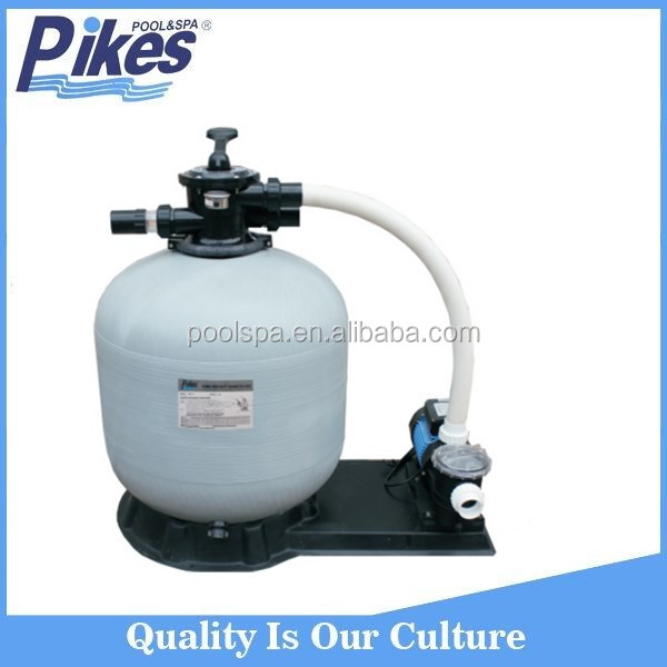Swimming pool filter pump and sand filter with pump factory supply