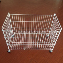 Cheap Price of RH-DC03 Supermarket Steel Wire Mesh Promotion Cage