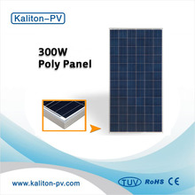 High Efficiency 100KW Poly Solar Panels with A Grade 300W PV Modules Stock