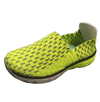 Women's Casual Lightweight Water Shoes Breathable Comfort Woven Shoes