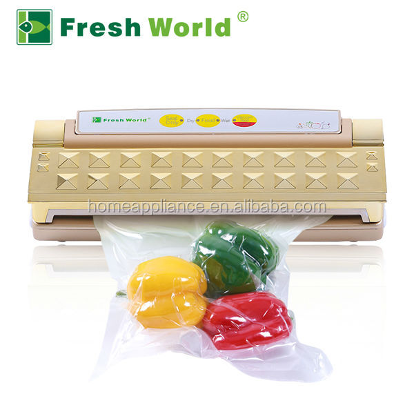 2014 Newest moist and dry foodsaver vacuum sealing system CE/GS/ETL Approvals