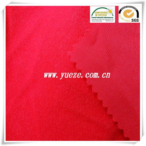 100% polyester lining fleece fabric for sportswear lining