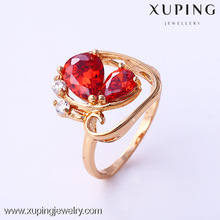 11872-Xuping Girls trendy new fashion ring weddings with crystal